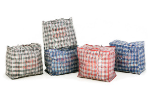 Ghana Must Go Bags